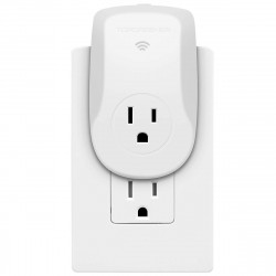 Topgreener TGWF115APM, Heavy-Duty Smart Wi-Fi Plug-in (15A) with Energy Monitoring