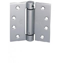 "Bommer LB4310-350T Steel 3.5"" X 3.5"" Full Mortise, Lube Bearing, Square Corners (Ball Tip)"