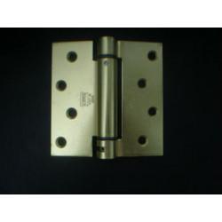 "Bommer LB4362-400 Steel 4"" x 4"" Square Single Acting Spring Hinges Special Hinge (For Castlgate Door)"