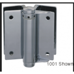 Bommer 1000-H Hold Open Single Acting, 2 Hinges, 60 LBS. Max. Door Weight, Anti Friction Lube Bearing
