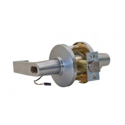 Command Access CL93D Electrified Cylindrical Complete Lock Request to Exit Switch Installed