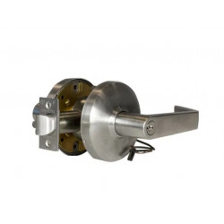 Command Access CLCR05 Electrified Cylindrical Complete Lock-Request to Exit Switch Installed