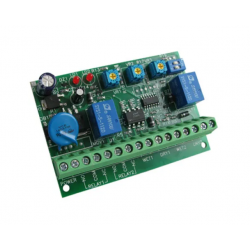 Command Access DS1 Delay/Sequencer Board for Auto Operator Integration and Door Sequencing.