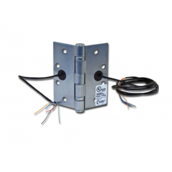 Command Access ETH, 3-Knuckle Standard Transfer Hinge, Wire Heavy