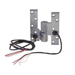 Command Access CAT Pivot Energy Transfer, Intermediate Pivot, Wire-Mortise/Cylindrical Lock & Exit Trim