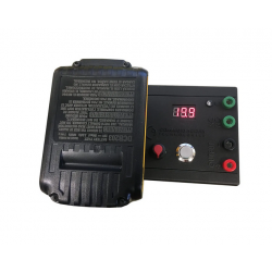 Command Access CAT FT BASE Field Tester Base Without Battery Attachment