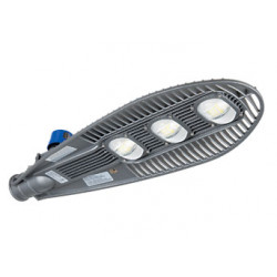 Energetic Lighting E1ST LED Street Light w/Photocell, 3 Pin, Silver