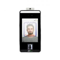 """ZKAccess SF1005-V+ Speed Face, Palm, Body-Temperature & Mask Detection Readers 5"""" LCD"""