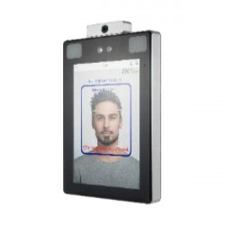 """ZKAccess SF1008+ Speed Face, Palm, Body-Temperature & Mask Detection Readers 8"""" LCD"""