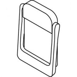 Trimco 620VE Door Knocker W/ Viewer & Engraving