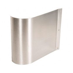 "Trimco PG Series Panic Guard, 10"" High x up to 34"" Wide, 2 - Piece"