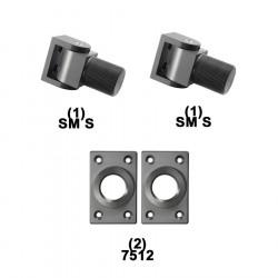 D&D 770011 SureClose Hinge Kit - SM
