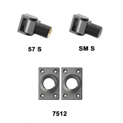 D&D 770571 SureClose Hinge/Closer Kit - 57
