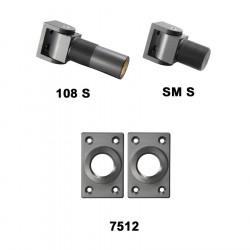 D&D 771081 SureClose Hinge/Closer Kit - 108