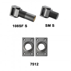 D&D 771081 SureClose Hinge/Closer Kit - 108SF