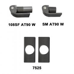 D&D 771082 SureClose Hinge/Closer Kit - 108SF AT90