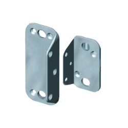 D&D FPBSSL PullBolt S.S. Leg For Security Gates
