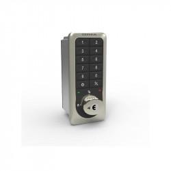 Zephyr 6215 Professional Series Electronic RFID Lock, Keypad & Card Access, Horizontal Mount