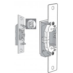 Adams Rite Ultraline 7410 & 7411 Electric Strikes for Hollow Metal, Wood and Aluminum Door Jambs