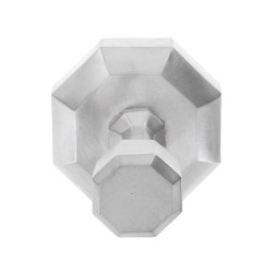 Vicenza PO9002 Archimedes Contemporary Octagon Robe Hook