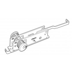 Adams Rite 1875 Two-Point Deadlock for Roll-up Doors