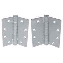PBB 4B51 5-Knuckle Full Mortise Template Ball Bearing Heavy Wieght Stainless Hinge Finish Satin Stainless