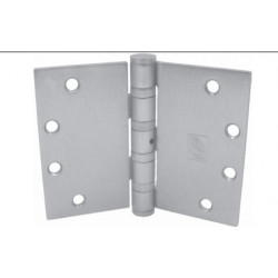 PBB WT4B81 5-Knuckle Heavy Weight wide Throw Full Mortise Ball Bearing Steel Hinge