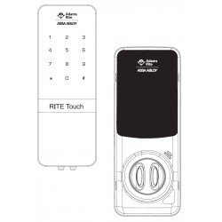 Adams Rite RT1050D Touch Digital Glass Door Lock for Single or Double All-Glass Doors