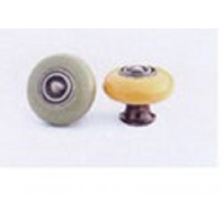 Cal Crystal Series 15 Classic Color Accent Mushroom Knob