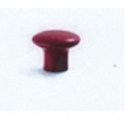 Cal Crystal Series 12 Classic Color Small Mushroom Knob