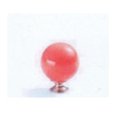 Cal Crystal Series 2 Classic Color Round Knob with Ferrule