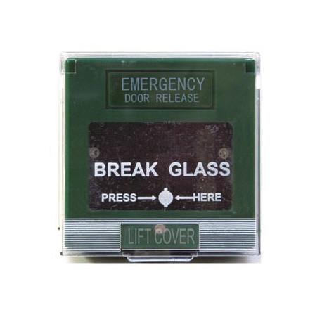 Alarm Control GBS-1 Emergency Break Glass Door Release