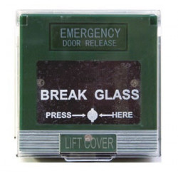 Alarm Control GBS-1GLASS Replacement Glass for GBS-1