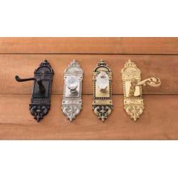 Brass Accents D04-L561 L'Enfant Door Set