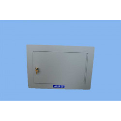 Lund 130 Recess-in Wall Cabinet without Key System