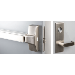 Value Brand 9100 Series Heavy Duty Mortise, Finish- Satin Stainless Steel