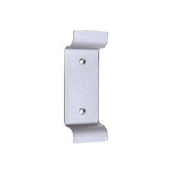 Value Brand 8PDT Exterior Blank Pull, Finish- Aluminum