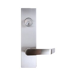 Value Brand ESC Escutcheon Lever Trim, Finish- Satin Stainless Steel