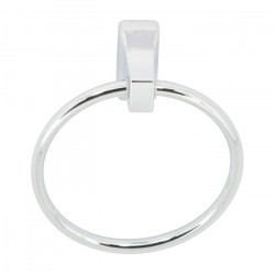 BHP 2204 Candlestick Park Towel Ring, Finish-Chrome