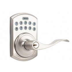 RemoteLock 550L Lever OpenEdge Smart Lock