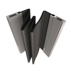 "Fingersafe GS72J87793 Industrial, Finish - Black, Size - 80"""