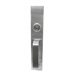 Marks USA M99 Series Night Latch Trim, Finish-Satin Stainless Steel