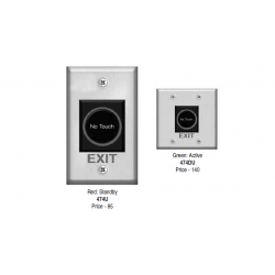 Marks USA 474 Touchless Exit Switch - No Touch Wave-To-Exit Switch