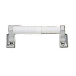 BHP 1208 Land's End Paper Holder (White Roller)
