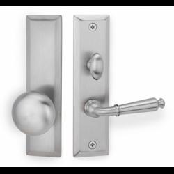 Ador SD Escutcheon Screen Door Lock