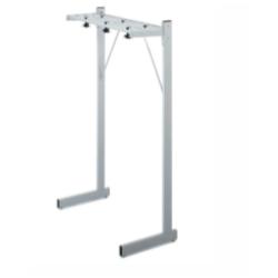 Magnuson SKA Add-On Single Sided Ridge Floor Rack W/ 6x K73 Triple Prong Hooks