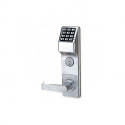 Alarm Lock DL3500CR Trilogy High Security Mortise Digital Keypad Lock w/ Audit Trail