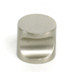 "Laurey 89201 Melrose Stainless Steel 1-1/4"" Thistle Knob"