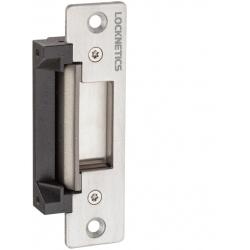 Locknetics CS Series Electric- Strike, Finish-Satin Stainless Steel