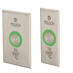 Locknetics TS Touch Sense Dual LED Status Indicator W/ Programmable timer, S.P.D.T. Switch